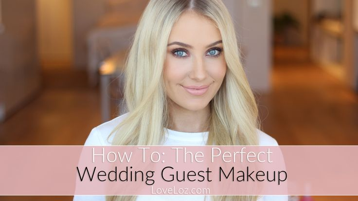 Perfect Makeup For A Wedding Guest : 41 best images about Loz Looks on Pinterest Special ...