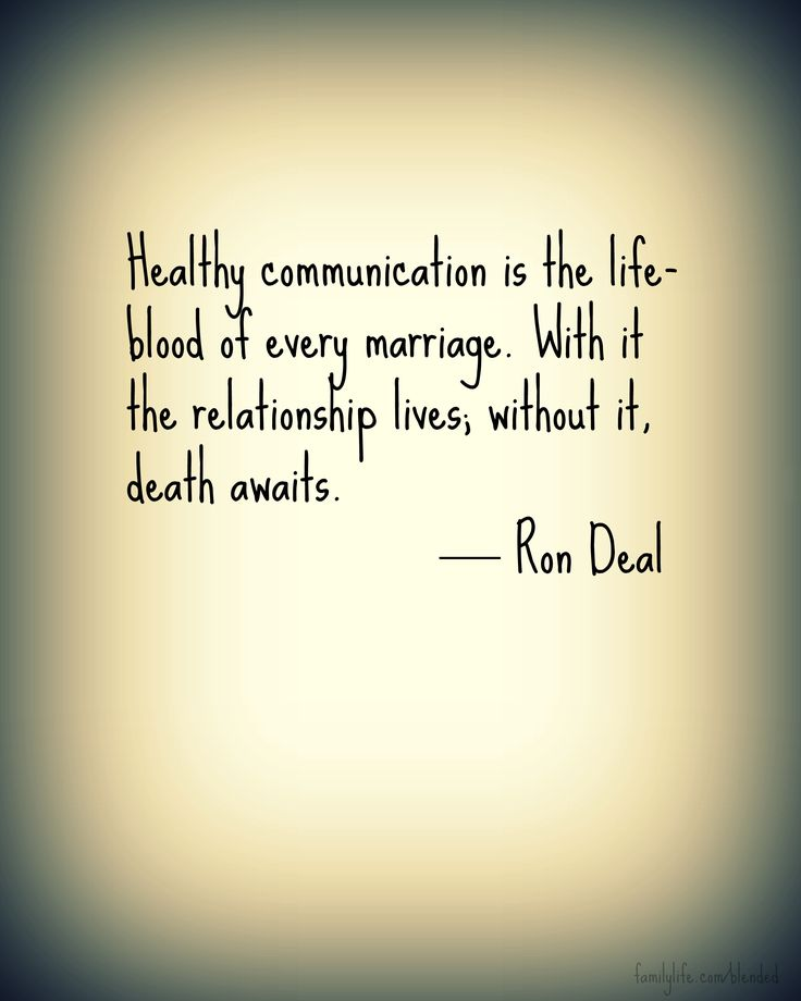 communication the foundation of every relationships It's well known that good communication is the foundation of any successful relationship, be it personal or professional  nonverbal communication in relationships.