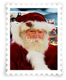 Send an email to Santa Claus- just fill in the blanks.  Site also tells how many days until Christmas