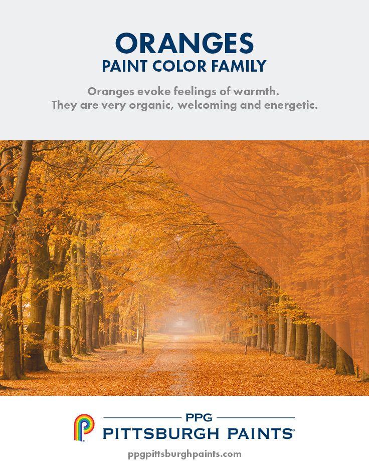 Warm Orange Paint Colors 15 best orange paint colors images on pinterest | color paints