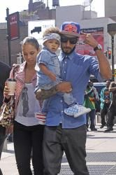 Alicia Keys' Husband Is 'Bubbling Over With Life'
