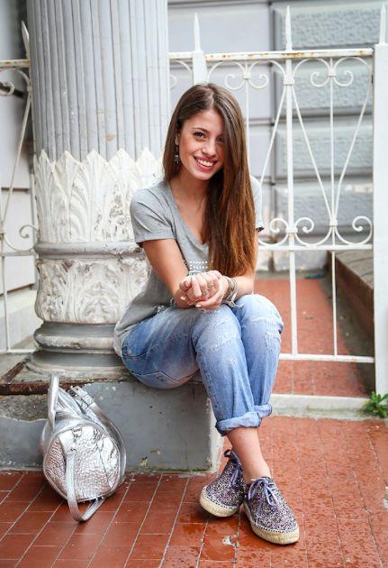 #Italianblogger #ChiaraNasti #NastiLove wears #LollyStar #tshirt #sexystar