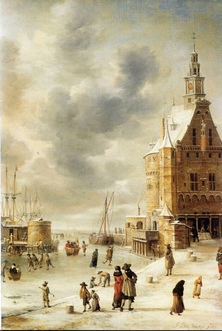Hoofdtoren Jan Abrahamsz Beerstraten, 1622-1666.