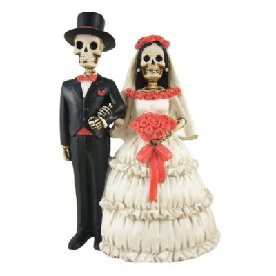 Mexican wedding Cake topper