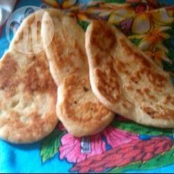 Recipe photo: Fluffy Naan Bread