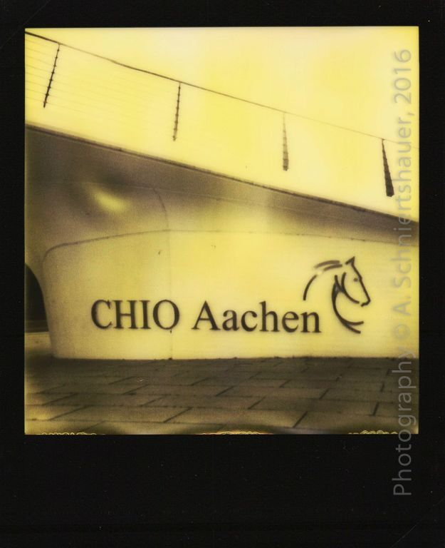 """CHIO Aachen bridge @ TIVOLI 