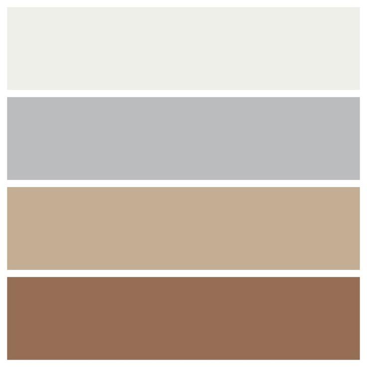 Paint Colors From Carol's Basement Apartments, Season 6
