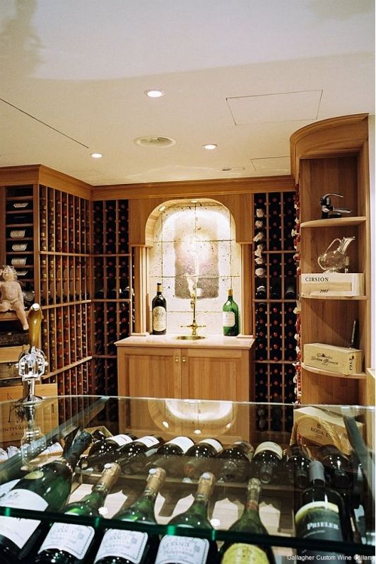 Gallagher Custom Wine Cellar, Discover Home Design Ideas, Furniture, Browse  Photos And Plan Projects At HG Design Ideas   Connecting Homeowners With  The ...