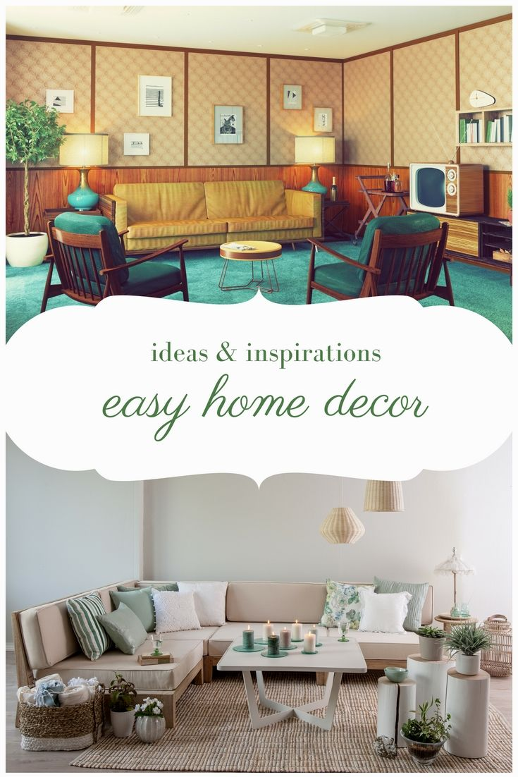 Simple and Easy Home Decor Creative Concepts - Combining These ...