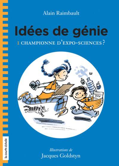 Championne d'Expo-sciences ?