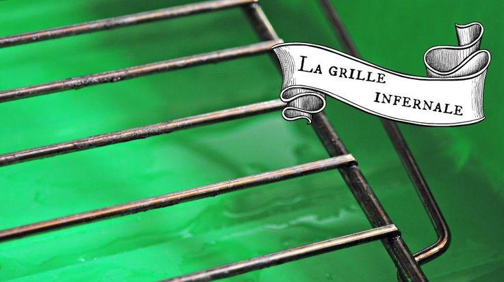 Grille four details