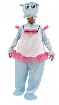 Kostüm Nilpferd, lustiger Happy Hippo kaufen