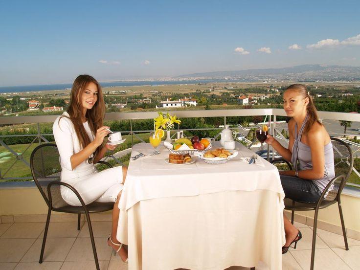 Enjoy Breakfast at your Balcony!!