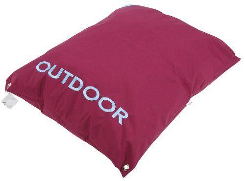 coussin imperm able outdoor prune 90 cm d houssable aussi. Black Bedroom Furniture Sets. Home Design Ideas