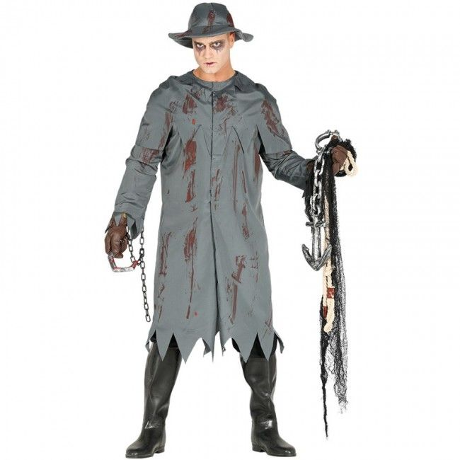 Disfraz Pescador Asesino Benjamin Willis #disfraces #carnaval #novedades2017