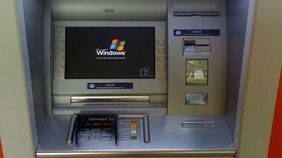 Quase todos os caixas eletrônicos do mundo podem ser acessados ilegalmente e roubados, com ou se...