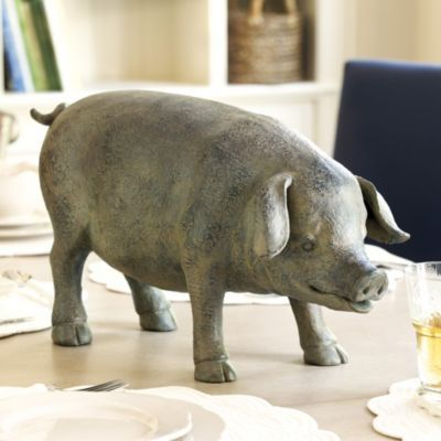 Pierre The Pig. Pig DecorationsPig KitchenCountry ...