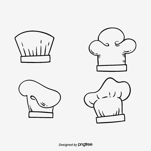 Chef Hat Pictures Painted Chef Hat Clipart Chef Hat Painted Chef S Hat Png Transparent Clipart Image And Psd File For Free Download Chefs Hat Painting Paint Vector