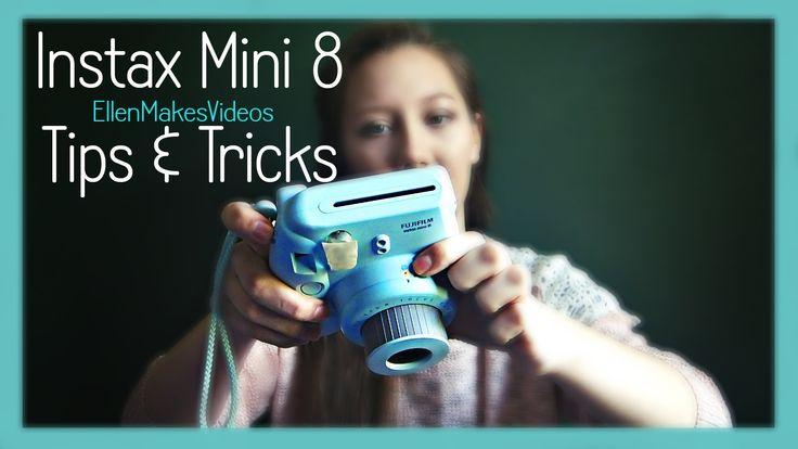 Fujifilm Instax Mini 8 ♥ Mini Review, Tutorial + Tips & Tricks ...