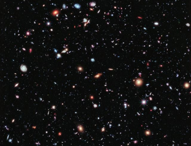 Simulation Suggests Dark Energy Doesn't Actually Exist