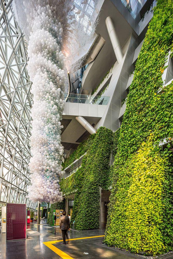 Gallery - Seoul New City Hall / iArc Architects - 5