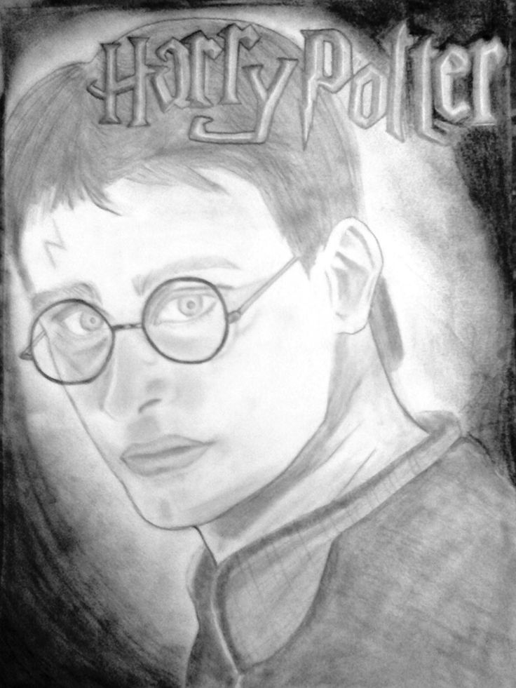 This is a harry potter sketch made by me...