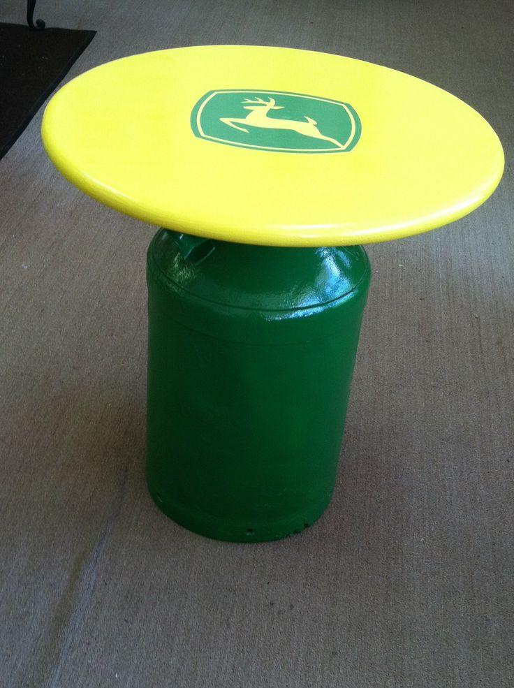 Best 25 milk can table ideas on pinterest old milk cans for Milk can table ideas