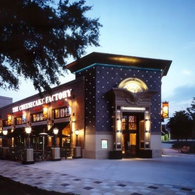 Aisha Chowista: ----- These Are A Few Of My Favorite Chains ----- The Cheesecake Factory at Perimeter Mall