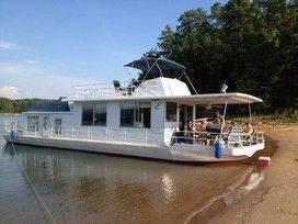 1973 Stardust 53 X 14 Houseboat for Sale (50460) in Hall County, GA - Specs and Photos - POP Yachts