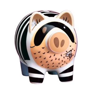 piggy bank @Allonia Taylor-Harry Taylor-Harry Brown