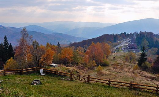 The Silesian Beskids