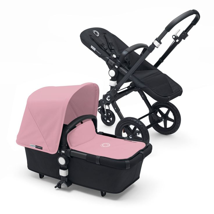 They don't call them Cameleons for nothing! This new fabric set lets you change the color of your Bugaboo Cameleon 3 Stroller using the same canvas fabric as the base. Simply swap out your sun canopy (which is now extendable!) and bassinet apron using these tailored-to-fit pieces…and voila! It's an easy way to customize and update your look. (Plus, it's almost like getting a brand new stroller.)