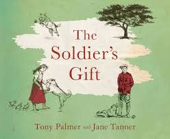 The Soldier's Gift #austl #auscurr #ozcurr Review by Barbara Braxton Gallipoli backdrop Life in Australia during the war Yr 5+