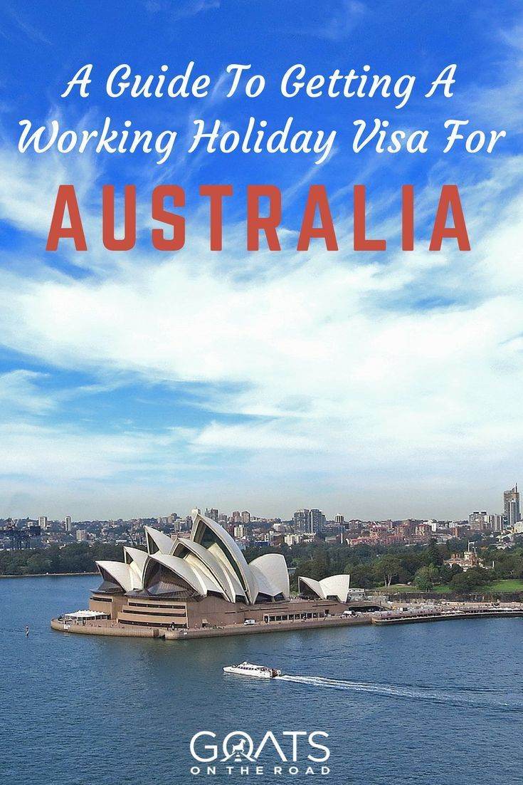 How to Get a Working Holiday Visa in Australia | How To Save Money For Travel | Ways To Afford Long Term Travel | Available Jobs In Australia | Backpacking Australia | How To Travel Forever | Expat Life | Guide To Working Holiday Visa Application