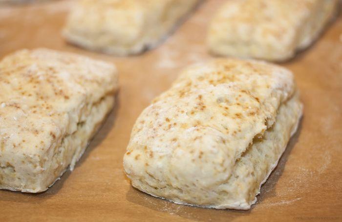 Snabba Frukostbröd - cookiesandsweets.se