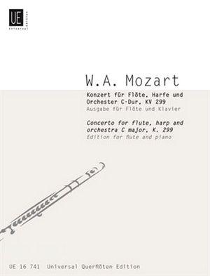 MOZART Concerto pour Flûte, Harpe