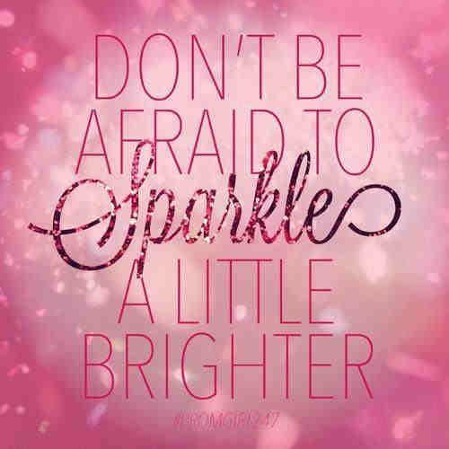 Sparkle :)