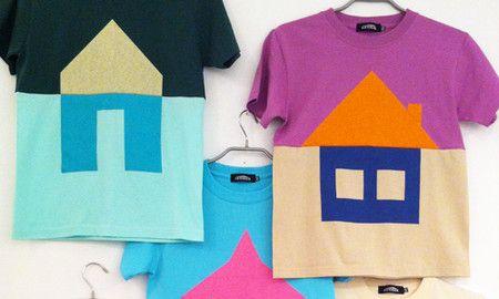 STORE 家 T−シャツ