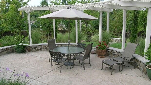 marvelous concrete patio cost decorating ideas gallery in patio traditional design ideas
