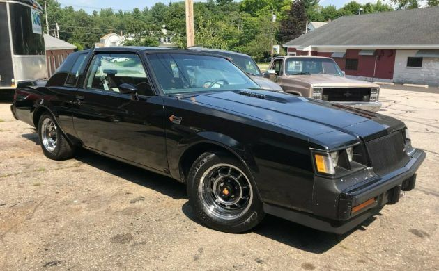 27,971 Miles? 1987 Buick Grand National