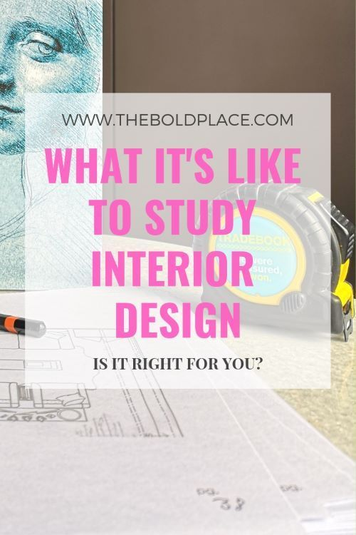mar 13 what s it like to study interior design interiors tips and rh pinterest com