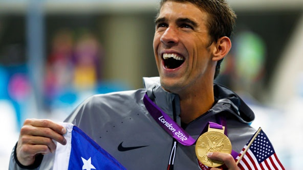 Michael Phelps By the Numbers: World's Top Olympian