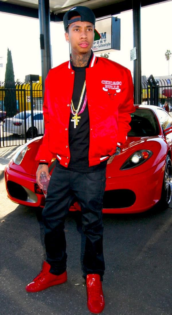 Tyga. Would lovee to marry him someday!