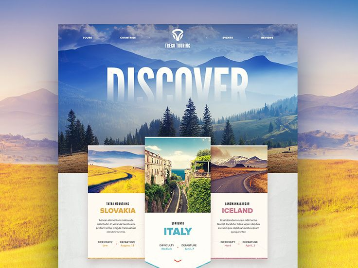 Trego Touring (guided bicycle tours)