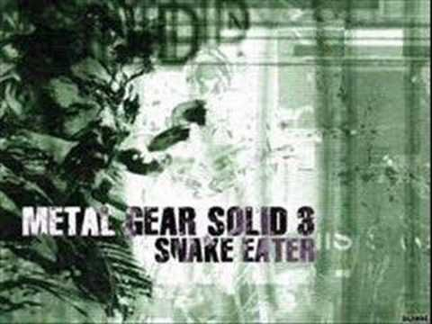 Metal Gear Solid 3 Snake Eater Soundtrack: Snake Eater -- Reply  ·    Reiuji Utsuho2 months ago   This was my favorite James bond movie of all time. Reply  ·  13 Hide replies
