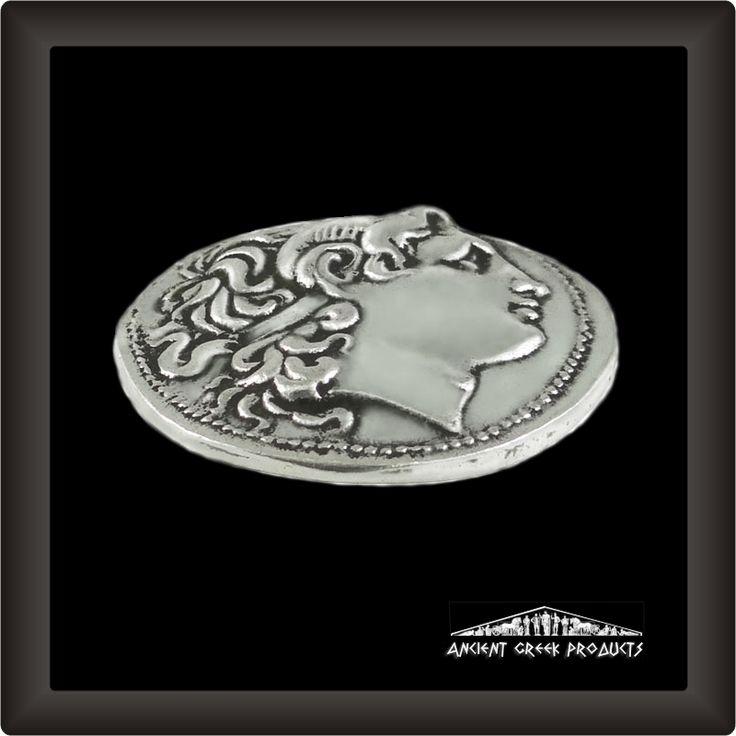 Silver Tetradrachm Coin of Lysimachus