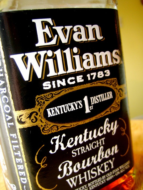 Evan Williams Cheap Kentucky Bourbon