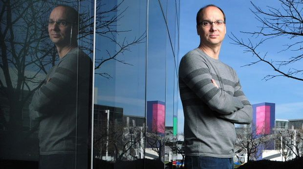 Andy Rubin steps down as head of Android, replaced by Chrome expert   Google's Larry Page has announced that Andy Rubin is moving off Android and on to other projects. Buying advice from the leading technology site