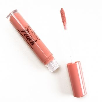 Too Faced Peach Fuzz, Papa Don't Peach, Peach-sicle Sweet Peach Creamy Peach Oil Lip Glosses Reviews, Photos, Swatches