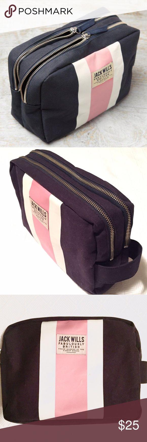 Spotted while shopping on Poshmark: 💥jack wills | matley wash bag.! #poshmark #fashion #shopping #style #Jack Wills #Handbags